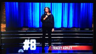 LCS - Tracey Ashley talking about Oprah