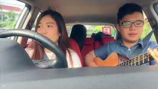 Perfect - Ed Sheeran Carpool Cover