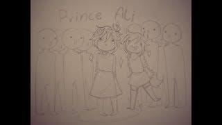 (Moje OC) Gabriel i Kuro- 【Anna】Prince Ali (female version)