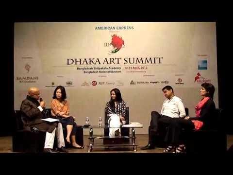 Dhaka Art Summit – Talks – The Emergence of South Asian Art – Bangladesh and the Future – Part 2