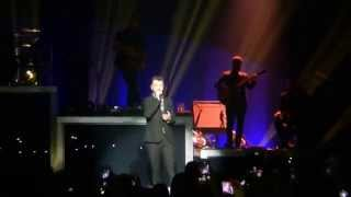"Sam Smith live in Manchester 19/03/15 o2 Apollo""leave your lover"""