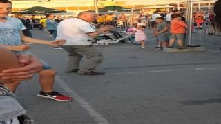 Tańce wygibańce na Chonabibe