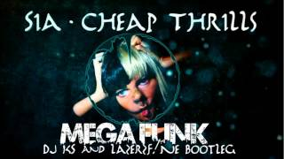 MEGA FUNK EDIT Sia   Cheap Thrills ft Sean Paul(DJ RAFAEL PR)