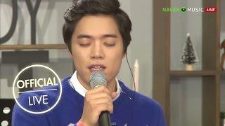[Live] 김정환 Eddy.K - This Christmas @네이버 뮤직 '미스틱89의 눈오는 밤'
