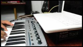 Sound worship Ableton live 9/Ambient Pad/Reason5