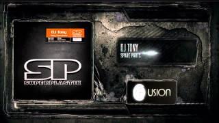 DJ Tony - Spare parts (SPK 014)
