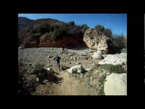 Morocco Singletrack heaven – AMEZMIZ Part 1