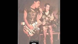 Crise Total - Policia De Intervencao (hardcore punk Portugal)