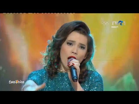 Bernice Chitiul - Too busy for my heart | Semifinala Eurovision 2018