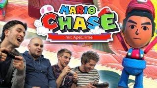 Nintendo Land - Mario's Chase mit ApeCrime gezockt