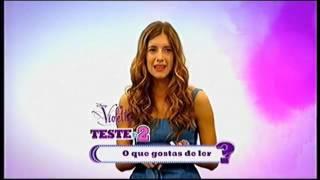 Violetta Teste a 2 - Jade & Angie (Lingua: PT-PT)