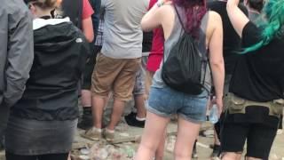 ADHESIVE - Nothing Is Won live @ Montebello Rockfest 2017