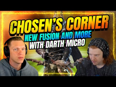 Catchup up with DarthMicro! Next Fusion Thoughts? | RAID Shadow Legends