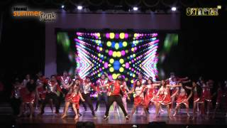 Agal Bagal + Gandi Baat + Saree Ke Fall + Dhating Nach - SHIAMAK Summer Funk 2014 - Mumbai - Zone 1