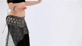 Dạy múa bụng - Bài 2: Ä�á»™ng tác lắc hông - Walking Shimmy | Belly Dancing