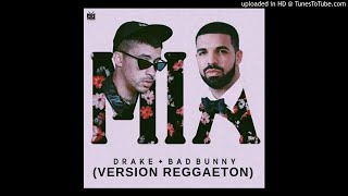 Bad Bunny feat Drake - Mia - Dj Biyi ( Reggaeton Version)