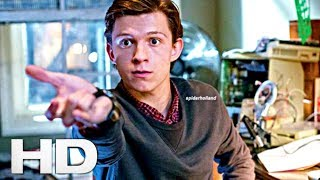 Marvel's Spider-Man - Behind The Scenes + Deleted Scenes | Bloopers [HD]