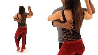 How to Do a Bachata Basic Side-to-Side   Bachata Dance