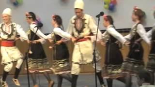 144 СОУ - Клип от Концерт на абитуриенти XII а клас - випуск 2014