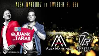 Tu Me Gustas - Alex Martinez Ft Twister El Rey - (Liryc Video)