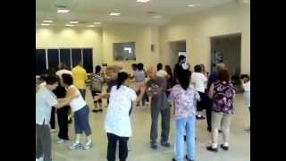 Dança Senior Casa do Idoso Sul