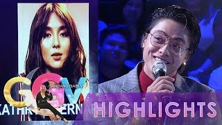GGV: Daniel asks Kathryn a love-filled question in Tanong Mo, Mukha Mo