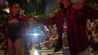 ZoukMX 2016 Kizomba performance Artists TBT ~ video by Zouk Soul