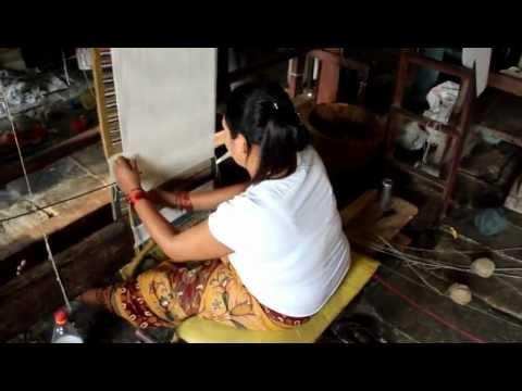 Nepal Pohkara 西藏難民村手工織毯
