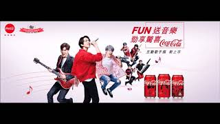 """[NEW SONG] 180523 Bii 畢書盡 - """"Taste The Feeling"""" Coca Cola Theme Song (Chinese vers.)"""