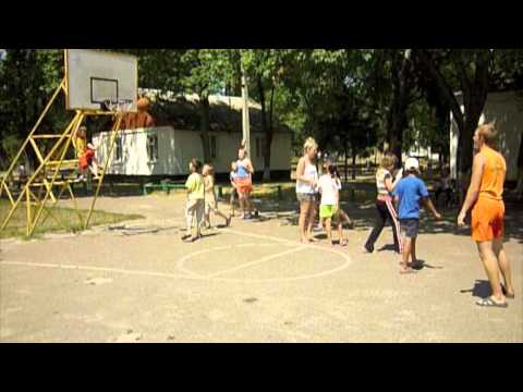 Rus'ka Polyana, Ukraine Sanatorium Children's Summer Camp
