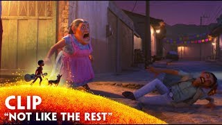 """Not Like the Rest"" Clip - Disney/Pixar's Coco"