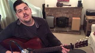 Michael Collings - Cover - U2 - Still haven't found what i'm looking for