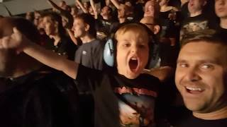 Little Trooper - Iron Maiden Baby sings Aces High