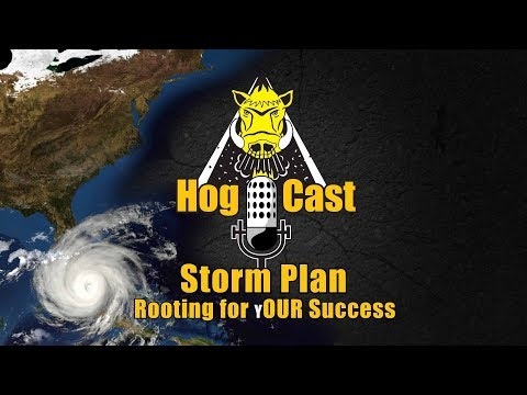 Hog Cast - Storm Plan