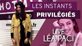 Léa Paci -  Pour Aller Où (Live Hotmixradio)