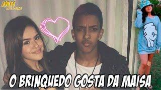 🔵 MC BRINQUEDO ASSUMIU QUE GOSTA DA MAISA DO sbt