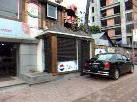 アキーラさん市内散策48!バングラデシュ・ダッカ!Dahka,Bangladesh