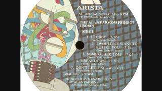 The Alan Parsons Project   Some Other time