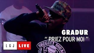 Gradur - Priez Pour Moi - Live du Grand Journal