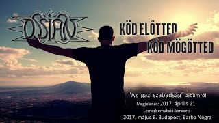 Ossian - Köd előtted, köd mögötted (hivatalos szöveges video / official lyrics video)
