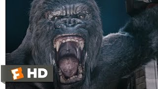King Kong (6/10) Movie CLIP - Kong's Rampage (2005) HD