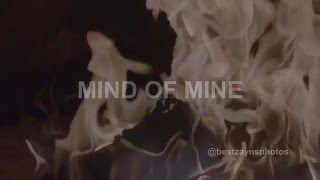 MIND OF MINE - ZAYN