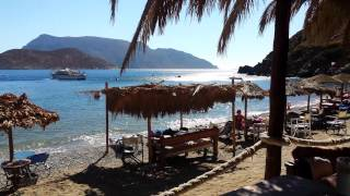 Pirate Beach, Kalyminos