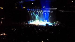 Sting live@Arena Zagreb - Every breath you take