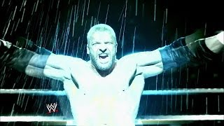 Triple H's history of dominance in the ring: March, 31, 2014
