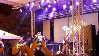 Se nota en tus ojos funky en vivo valledupar fiesta celestial 2017