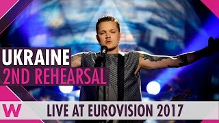 "Second rehearsal: O.Torvald ""Time"" (Ukraine) Eurovision 2017 