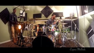 """Chris Brown Fine By Me' Drum/Keybass Cover"""" Eugene McBride"""
