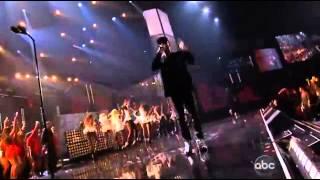 Swizz Beatz, Chris Brown & Ludacris 2012 American Music Awards Performance