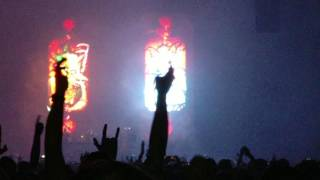 The Chemical Brothers MAD Live 16 - Private Psychedelic Reel live
